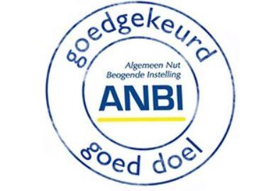 Stichting DWVAS heeft een ANBI status